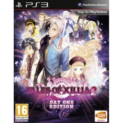 ALES OF XILLIA 2 DAY ONE...