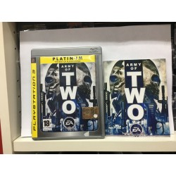 ARMY OF TWO PLATINUM PS3 USATO