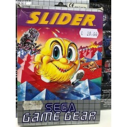 SLIDER USATO SEGA GAME GEAR