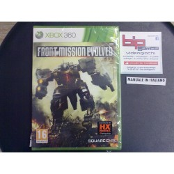 FRONT MISSION EVOLVED XBOX...