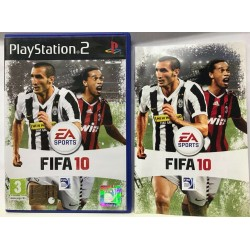 FIFA 10 PS2 PLAYSTATION 2...