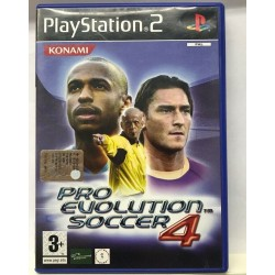 PRO EVOLUTION SOCCER 4 PS2...