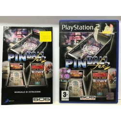 PINBALL FUN PS2 PAL USATO