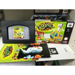 TONIC TROUBLE N 64 COMPLETO...