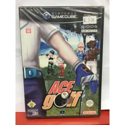 ACE GOLF GC GAMECUBE PAL NUOVO