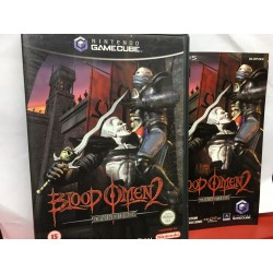 BLOOD OMEN 2 GC GAMECUBE...