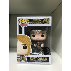 FUNKO POP! KURT COBAIN 67...