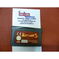RAYMAN 3 GAMEBOY ADVANCE...