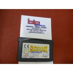 RAYMAN ADVANCE GAMEBOY...