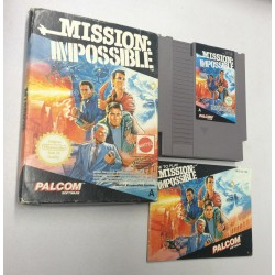 MISSION IMPOSSIBLE NINTENDO...