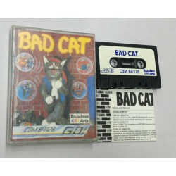 BAD CAT COMMODORE C64 USATO