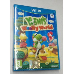 YOSHI'S WOLLY WORLD WII U...