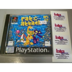 RAT ATTACK PAL PS1 USATO