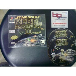 STAR WARS REBEL ASSAULT II...