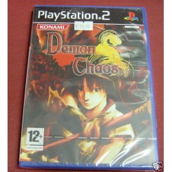 DEMON CHAOS PS2 NUOVO...