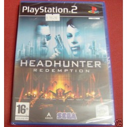HEADHUNTER REDEMPTION PS2...