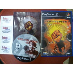 RED FACTION II 2 SONY PS2...