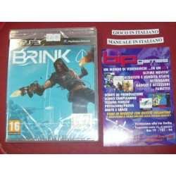 BRINK PS3 PLAYSTATION 3 PAL...
