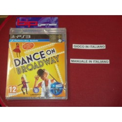 DANCE ON BROADWAY PS3...