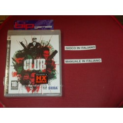 THE CLUB PS3 PLAYSTATION 3...