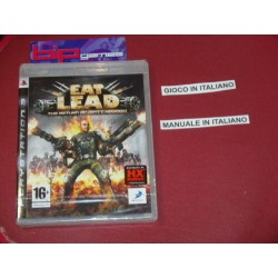 EAT LEAD PS3 PLAYSTATION 3...